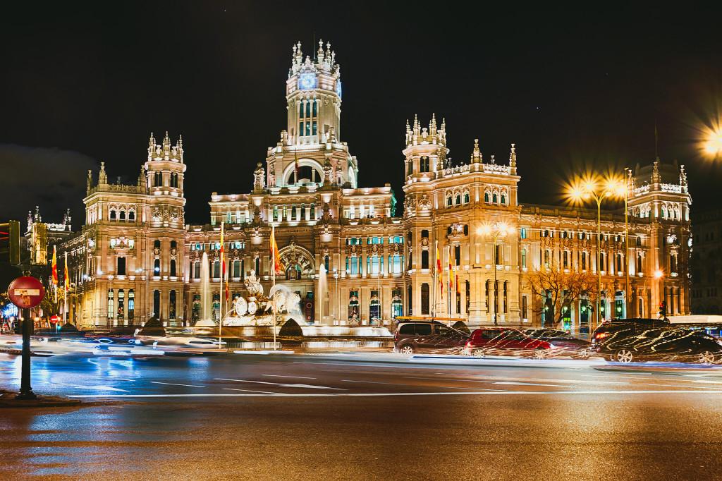 Espagne-Madrid