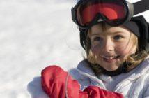 colonie de vacances pour apprendre à skier
